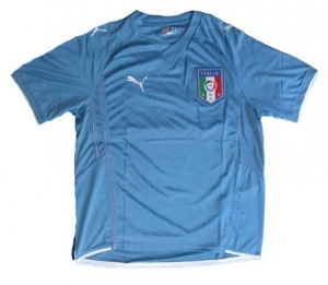 Italien Trikot Home Confederationscup 2009 Puma Spieleredition