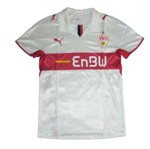 VFB Stuttgart Trikot 08/09 Home Puma Promo/Player Issue
