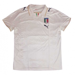 Italien Spieleredition Trikot Away 2009 Puma Player Issue