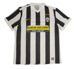Juventus Turin Trikot 09/10 Home Nike Player Issue XXL