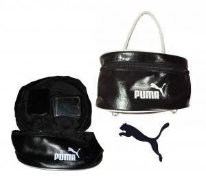 Damen Handtasche/Kosmetiktasche Puma B/W