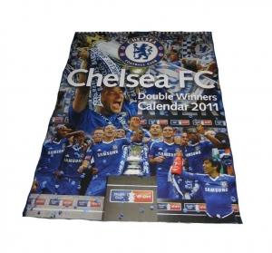 Chelsea London Kalender 2011 A3