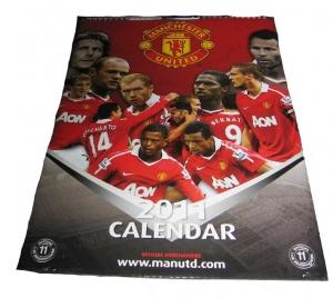 Manchester United Kalender 2011 A3