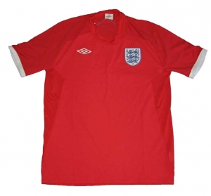 England Trikot Away Umbro 2010