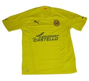 Villarreal CF Trikot Home 2010/11 Puma