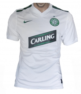 Celtic Glasgow Trikot Away 2009/10 Nike Player Issue