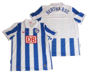 Hertha BSC Berlin Trikot 2009/10 Home Nike