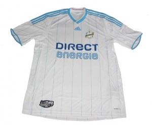 Olympique Marseille Trikot Home Adidas 09/10