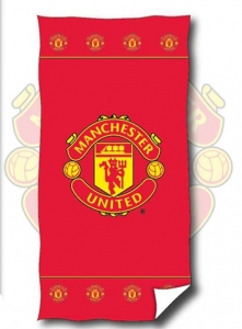 Manchester United Badetuch 76x152cm