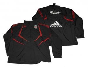 Liverpool FC Allwetterjacke Adidas Saison 2010/11