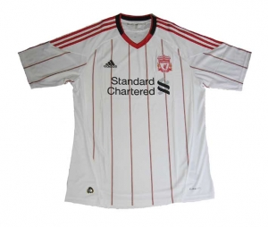 Liverpool FC Shirt 10/11 Away Adidas