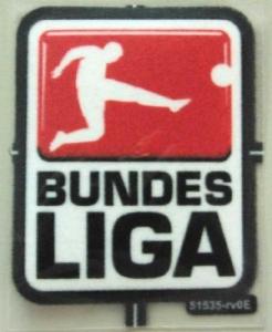 Bundesliga Logo Flock Saison 2008/10