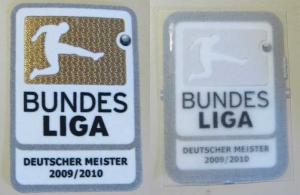 Bundesliga Flock Deutscher Meister 2009-10 Bayern München