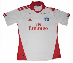 Hamburger SV Shirt Home 10/11 Adidas