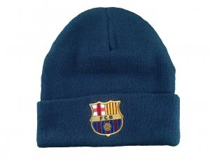 FC Barcelona Mütze/Beanie Navy