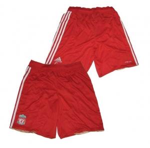 FC Liverpool Shorts/Short 2010/12 Home Adidas Kindergröße 152