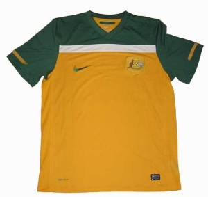 Australien Trikot Nationalmannschaft Home Nike 2010/12