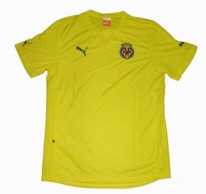 Villarreal CF Trikot Home 2011/12 Puma