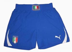 Italien Trikot Shorts/Hose Puma 10/11 Blue