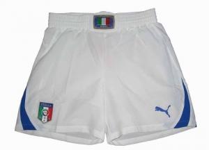 Italien Trikot Shorts/Hose Puma 2010/11 White