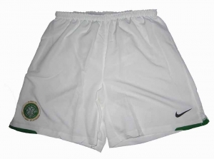 Celtic Glasgow Trikot Shorts/Hose 07/08 Home Nike