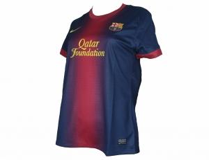 FC Barcelona Trikot Home Damen 2012/13 Nike