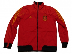 Spanien FEF Trainingsjacke 11/12 Adidas
