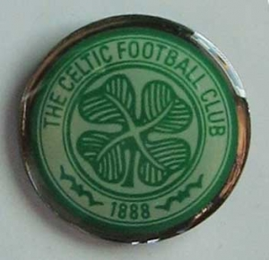 Celtic Glasgow Anstecker/Pin