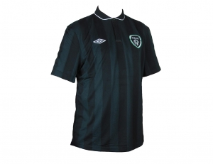 Irland Trikot Away Nationalmannschaft 2013/14 Umbro Spieleredition