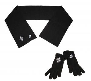 Borussia Mönchengladbach Winterset Schal Handschuhe