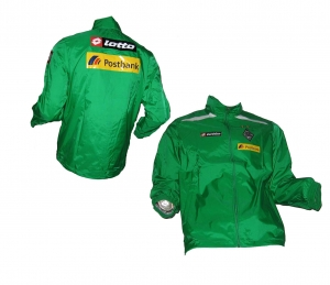 Borussia Mönchengladbach Windbreaker Jacke 12/13 Lotto Junior