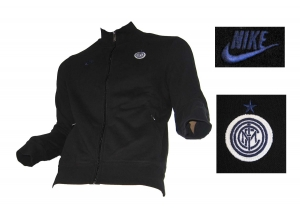 Inter Mailand Trainingsjacke Black N98 Nike
