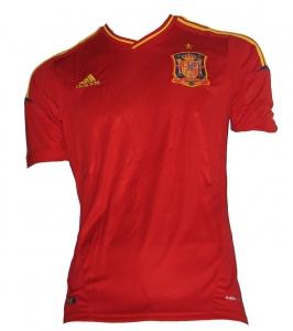 Spanien Trikot 2012/13 Home Adidas