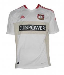 Bayer 04 Leverkusen Trikot Away 2011/12 Adidas