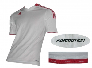 Red Bull Spielertrikot Home Adidas 12/13 Formotion