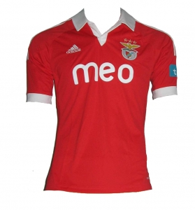 Benfica Lissabon Trikot 12/13 Home Adidas Kindergröße