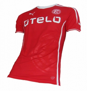 Fortuna Düsseldorf Trikot 2013/14 Home Puma Spieleredition