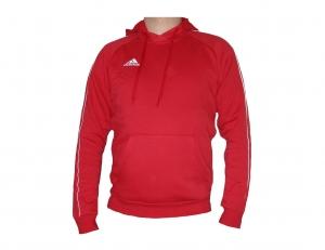 Adidas Hoody Core 18 Kapuzenpullover Sweatshirt Red
