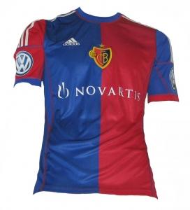 FC Basel Trikot Home Adidas 2013/14