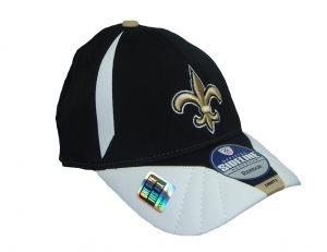 New Orleans Saints NFL Player Sideline Cap Reebok