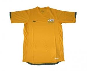 Australien Trikot Nationalmannschaft Home Nike 10/12