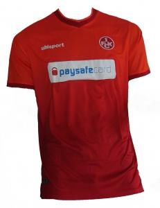 1. FC Kaiserslautern Trikot 2014/15 Home Uhlsport