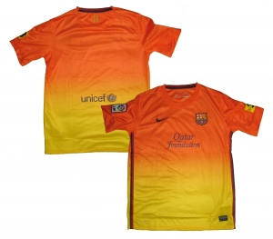 FC Barcelona Trikot Away Kindergröße 2012/13 Nike