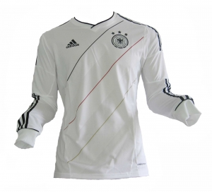 Deutschland DFB Trikot Home Adidas 2011/13 Spieleredition Formotion LS