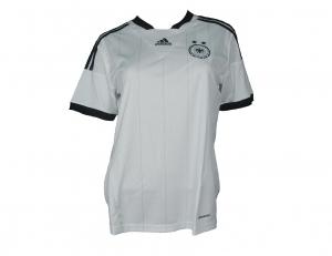 Deutschland DFB Damen Trikot Home Adidas 2013 Spieleredition
