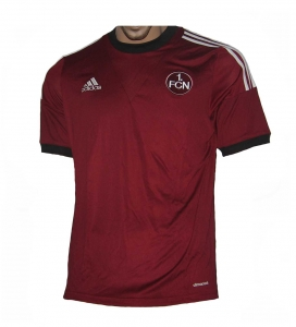1. FC Nürnberg Trikot 2013/15 Home Adidas Spieleredition