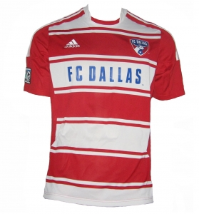 FC Dallas Trikot 2011/12 Home Adidas MLS