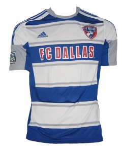 FC Dallas Trikot 2011/12 Away Adidas MLS