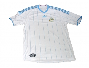 Olympique Marseille Trikot Home Adidas 09/10 Formotion XL