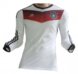 Deutschland Trikot 2014/15 Home Adizero Player Issue Adidas Langarm